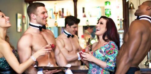 Striptease diner Amsterdam